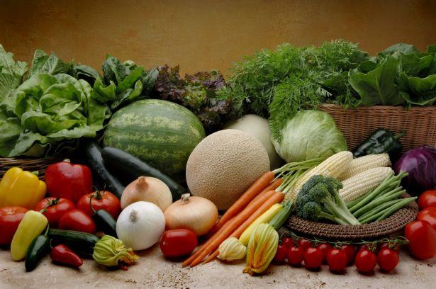 frtutas verduras varias